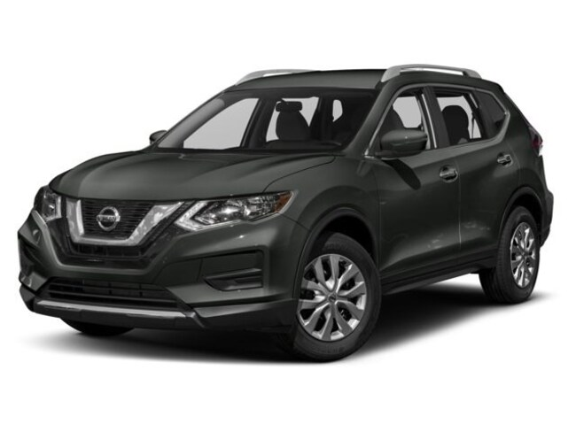 New 2017 Nissan Rogue SV SUV for sale in Newport News, VA