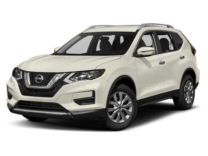 Nissan Suv Used >> Used 2017 Nissan Rogue For Sale At Nissan World Of Denville Vin Jn8at2mv5hw004510