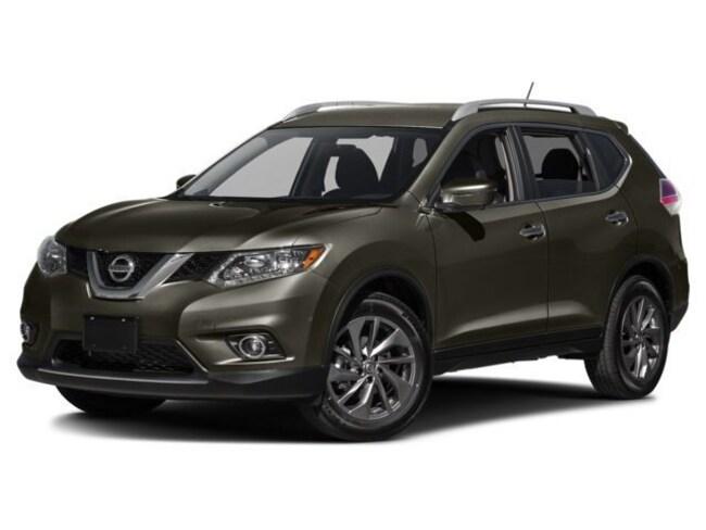 2017 Nissan Rogue SL SUV [BAR, PRM]