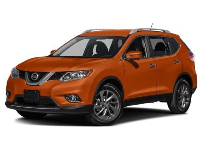 Used 2017 Nissan Rogue SL SUV for sale in Cincinnati OH