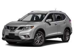 Certified Used 2017 Nissan Rogue SL SUV in Lebanon NH