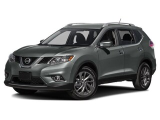 Used 2017 Nissan Rogue SL SUV for sale in Las Vegas