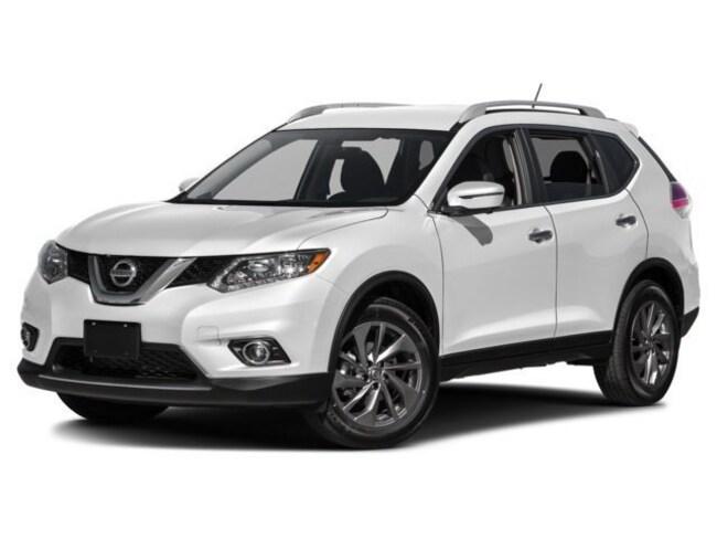 2017 Nissan Rogue SL SUV [BAR, PLA, PRM]
