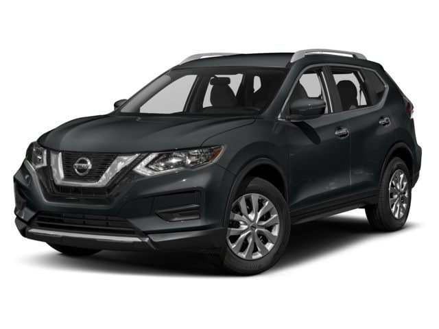 New 2017 Nissan Rogue SV SUV Concord, North Carolina