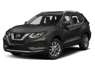 New 2017 Nissan Rogue S SUV Westborough