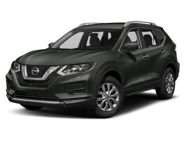 New 2017 Nissan Rogue S SUV in Cortland