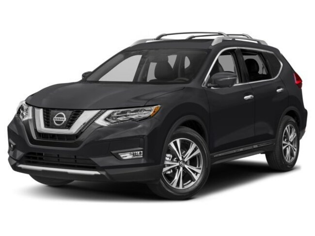 Certified Pre-Owned 2017 Nissan Rogue SL SUV For Sale in Memphis, TN