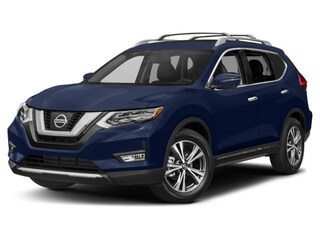 Certified Pre-Owned 2017 Nissan Rogue 2017.5 AWD SL SUV Medford, OR