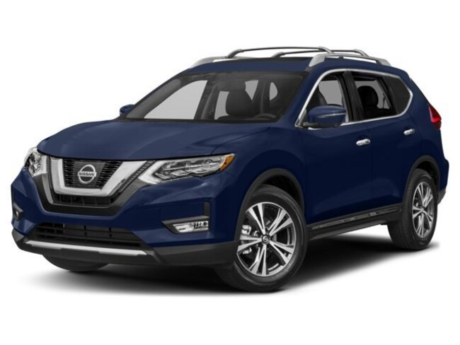 2017 Nissan Rogue SL SUV [L92, PLA, FL2, INT, K03, SGD, PR4, P04, X03, B92, BUM, B93] For Sale in Swazey, NH