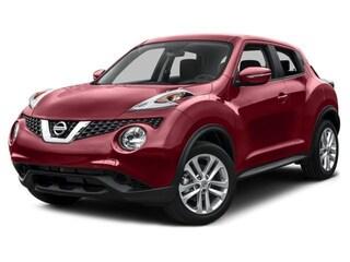 New 2017 Nissan Juke S SUV near Providence, RI
