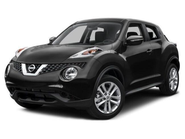 2017 Nissan Juke SV SUV