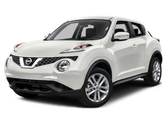 New 2017 Nissan Juke SV SUV in Sanford ME