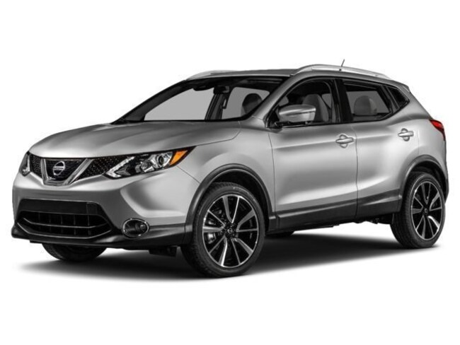 2017 Nissan Rogue Sport S SUV [APP, L92, FLO, K01, SGD, B92, BUM, B93] For Sale in Swazey, NH