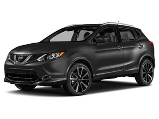 2017 Nissan Rogue Sport S APPEARANCE PKG SUV