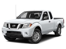 2017 Nissan Frontier King Cab 4x2 SV Manual Truck