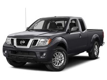 2017 Nissan Frontier King Cab 4x2 SV Auto Truck