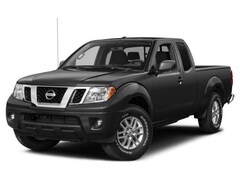 2017 Nissan Frontier SV Truck