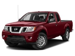 2017 Nissan Frontier King Cab 4x2 SV Auto Extended Cab Pickup