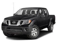 2017 Nissan Frontier SV 2WD Truck Crew Cab