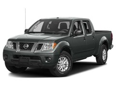 Used 2017 Nissan Frontier SV Truck Crew Cab 37933B near Honolulu