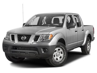 2017 Nissan Frontier S V6 Truck Crew Cab