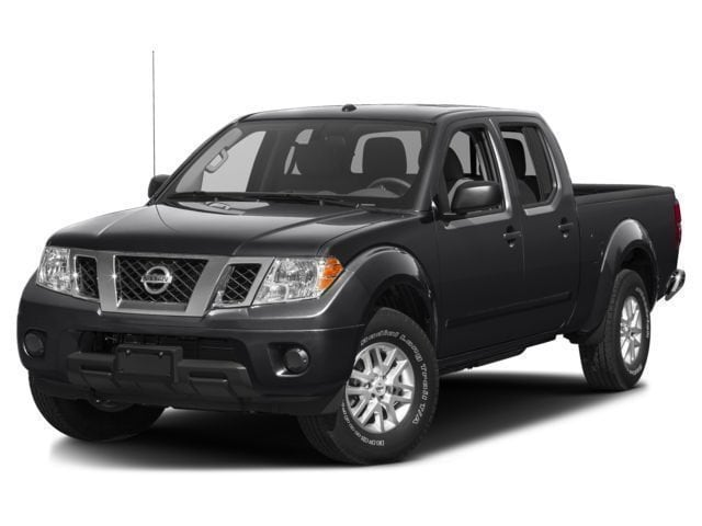 2017 Nissan Frontier CC 4x4 SV V6 A/T Value Package Tow Truck Crew Cab