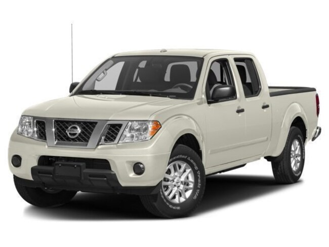 Certified Pre-Owned 2017 Nissan Frontier SV Truck Crew Cab in Manchester, NH