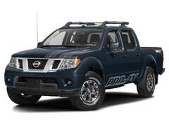 2017 Nissan Frontier PRO-4X Truck Crew Cab