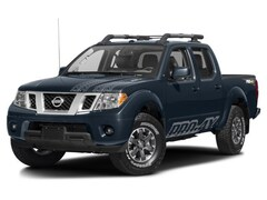 Certified Pre-Owned 2017 Nissan Frontier PRO-4X Truck Crew Cab for sale in Chattanooga, TN