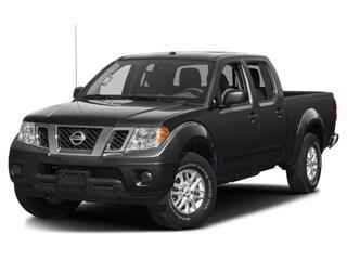 New 2017 Nissan Frontier SV Truck Crew Cab