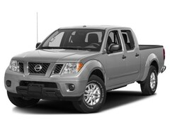 Used 2017 Nissan Frontier SV Truck Crew Cab in Lebanon NH