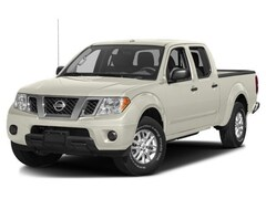 2017 Nissan Frontier SV V6 4WD Truck Crew Cab