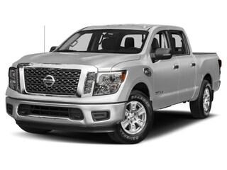 new 2017 Nissan Titan SV Truck Crew Cab in Lafayette