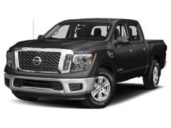 Used 2017 Nissan Titan PRO-4X Truck Crew Cab For Sale In Carrollton, TX