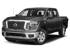 2017 Nissan Titan PRO-4X Truck