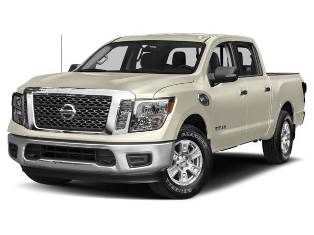 2017 Nissan Titan PRO Truck Crew Cab