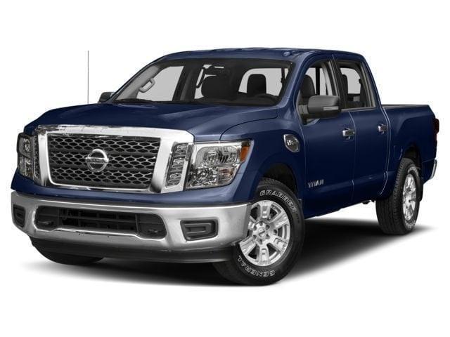 New 2017 Nissan Titan SL Truck Crew Cab Concord, North Carolina
