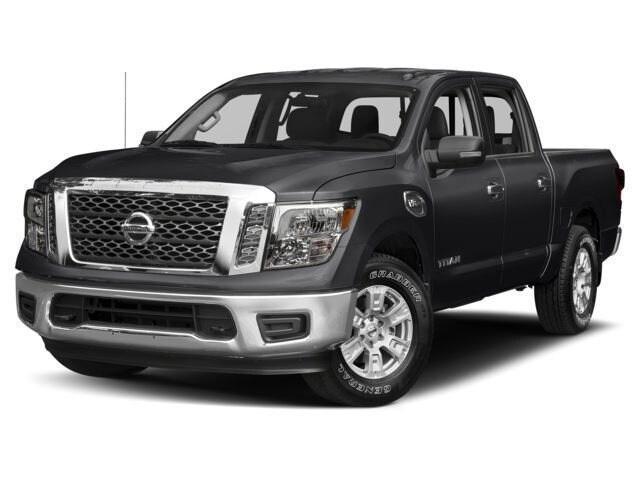 2017 Nissan Titan Platinum Reserve Crew Cab Pickup