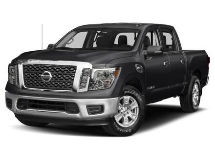 2017 Nissan Titan Platinum Reserve Truck
