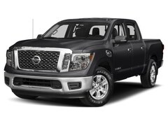 New 2017 Nissan Titan Platinum Reserve Truck Crew Cab in Grand Junction