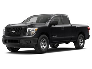 New 2017 Nissan Titan S Truck King Cab N575316 in Conway, AR