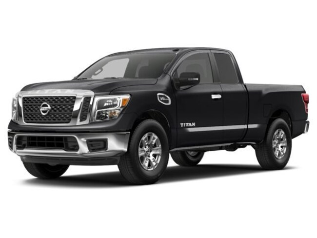 Used 2017 Nissan Titan SV Truck King Cab Hickory, North Carolina