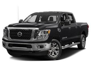 New 2017 Nissan Titan XD SV Diesel Truck Crew Cab Denver