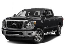 2017 Nissan Titan XD SV Diesel Truck Crew Cab