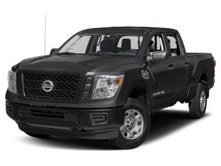 2017 Nissan Titan XD S Diesel Truck Crew Cab