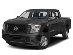 2017 Nissan Titan XD S 4x4 Diesel Crew Cab S
