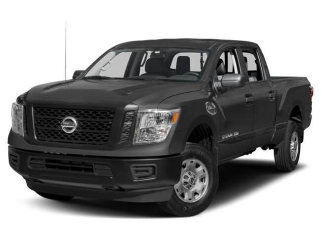 2017 Nissan Titan XD PK Truck Crew Cab