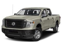 2017 Nissan Titan XD S Truck Crew Cab