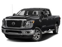 2017 Nissan Titan XD SV Truck Crew Cab