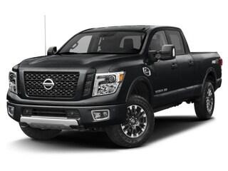 2017 Nissan Titan XD PRO-4X Diesel Truck Crew Cab
